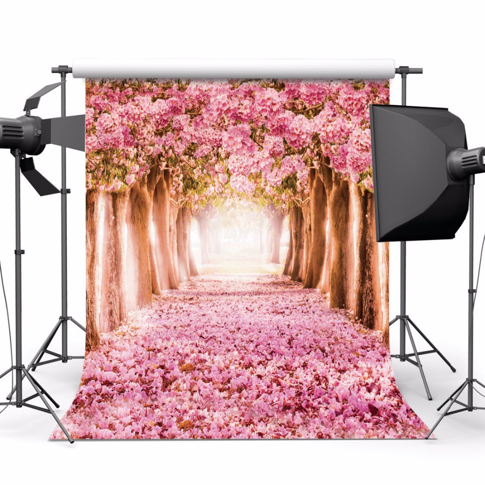 SJOLOON spring baby backgrounds newborn props and backdrops flower photography background baby for photo studio flower decorated yard photo background home garden photography backdrops for photo studio fotografia backgrounds s 729
