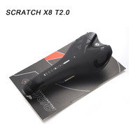 Prologo SCRATCH X8 T2.0 Mountain Bicycle Saddle Road Racing Bike Seat Cycling Ultralight Microfibre Saddle Bicicleta Cushion