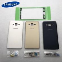 Volledige Behuizing Batterij Back Cover Deur Midden Frame Cover Voor Samsung Galaxy A5 2015 A500 A500F SM A500F + Kleine Accessoires