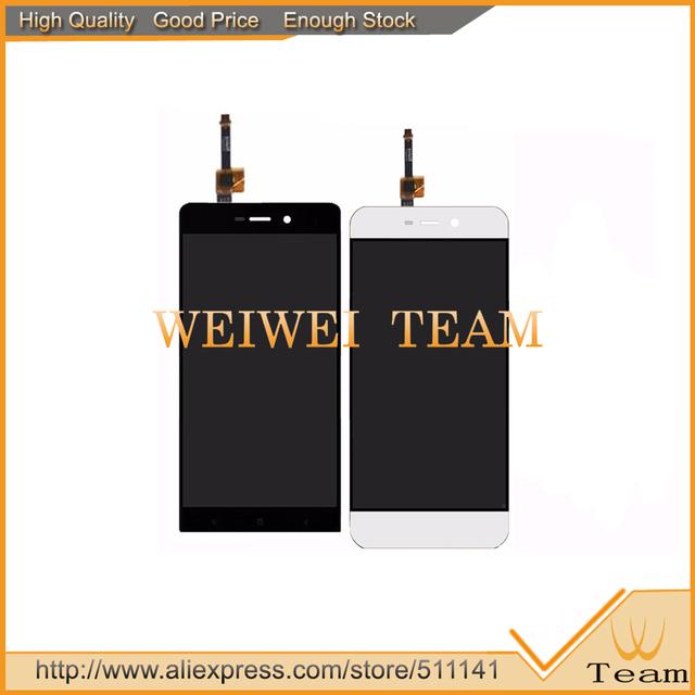 Para 5.0 pulgadas xiaomi redmi 4a lcd display + touch screen reemplazo digitalizador asamblea envío gratis