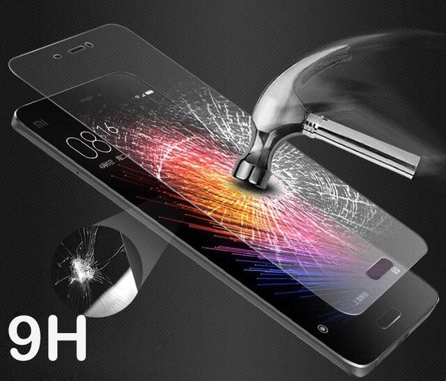 GerTong Tempered Glass for Xiaomi Redmi 4A 5A Note 3 6 Pro S2 4X 6A Screen Protector Protective Film for Xiaomi Mi5X MiA1 Mi8 SE 5