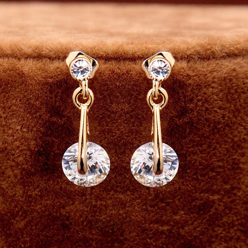 Trendy Crystal Wedding Jewelry Set Jewelry Jewelry Sets Women Jewelry