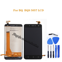 For BQS 5057 LCD + Touch Screen Digitizer Component Replacement for BQ BQS 5057 BQS-5057 LCD Screen Component Repair Accessories все цены
