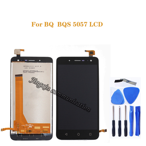 Image 1 - For BQS 5057 LCD + Touch Screen Digitizer Component Replacement for BQ BQS 5057 BQS 5057 LCD Screen Component Repair Accessories