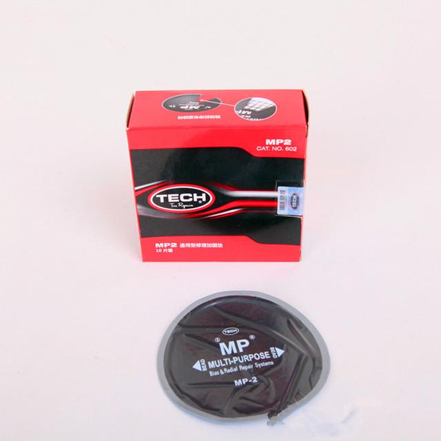 90mm/caixa de 10 peças de reforço pad pneu de reparação de pneus ferramentas de reparação de pneus