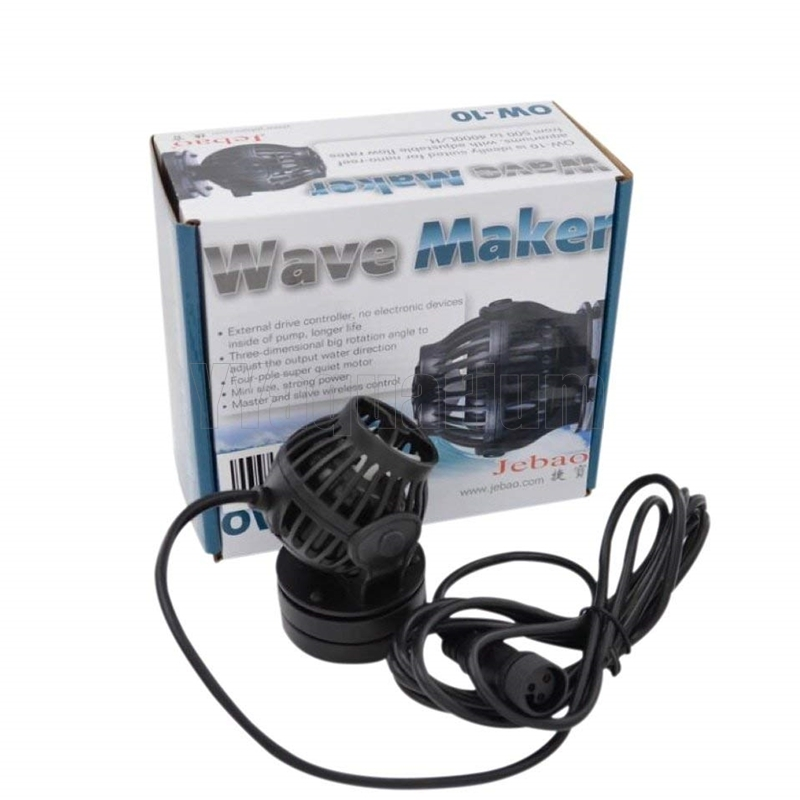 Jebao OW Smart Wave Maker Flow Pump with Controller for Marine Reef Aquarium OW 10 OW