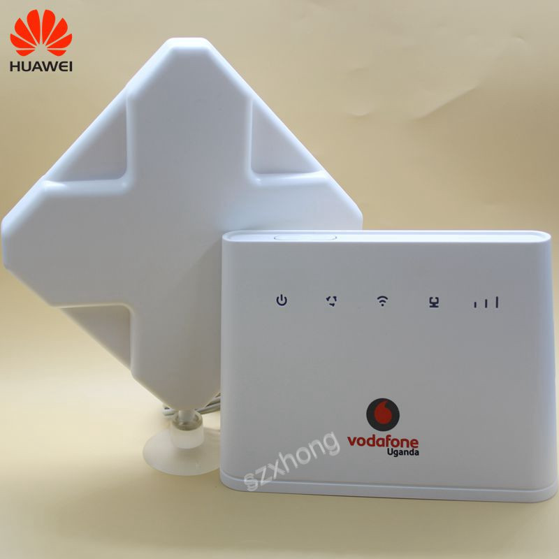 UNLOCKED HUAWEI 4G Routers B310 B310s 22 4G LTE CPE RouterWireless Router with Antenna WiFi Router