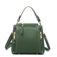 купить Fashion Women Messenger Bags Flaps Crossbody Bags For Women PU Leather Lady Girl Shoulder Crossbody Bag Handbags по цене 911.19 рублей