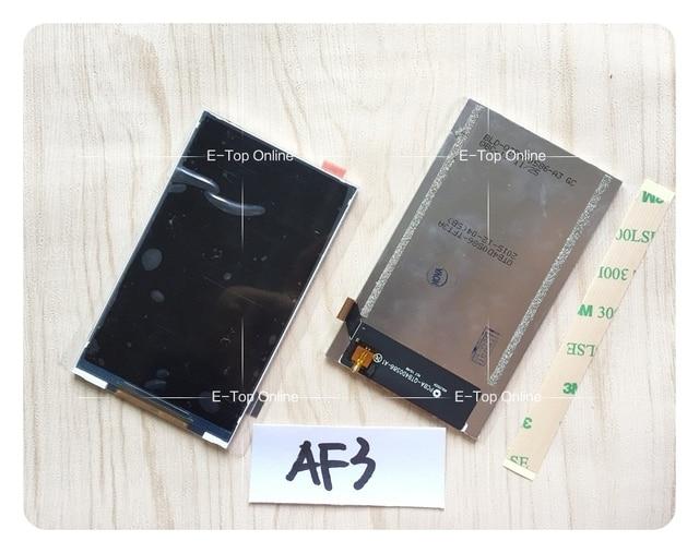 """4 """"ЖК-Дисплей Для ZTE Blade AF3 T221 A5 Leo Q1 ЖК-Экран (не Сенсорным Экраном Дигитайзер Датчик) + 3 М Наклейка + Отслеживания"""