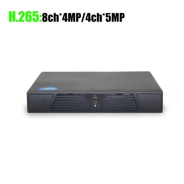 YiiSPO 4CH 5MP/8CH 4MP 16CH * 5MP NVR H.265 An Ninh Mạng Ghi Video 4 K HDMI NVR IP CCTV Máy Ảnh XMeye ỨNG DỤNG Hi3536D H.264 +
