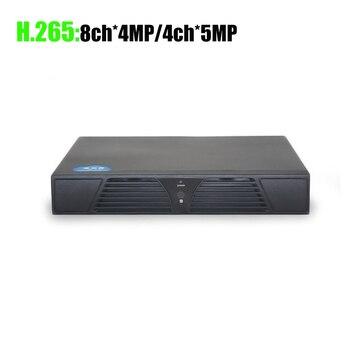 YiiSPO 4CH 5MP/8CH 4MP 16CH*5MP NVR H.265 Security Network Video Recorder 4K HDMI NVR IP CCTV Camera XMeye APP Hi3536D H.264+ cctv security nvr hd 1080p 4ch 8ch 16ch network video recorder h 264 hdmi vga video output support onvif p2p cloud service xmeye