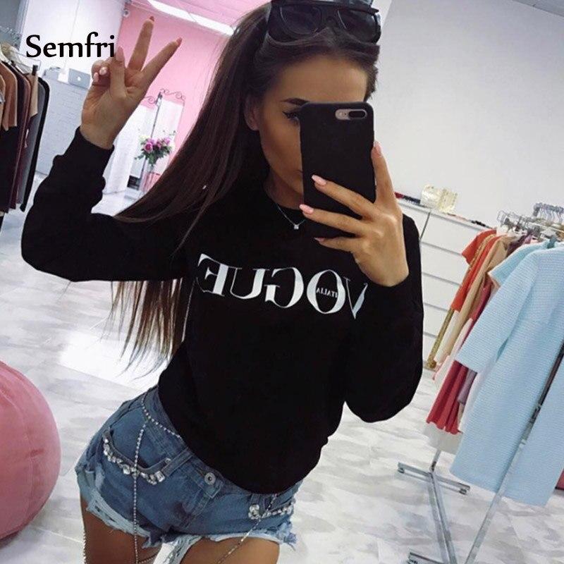 10b69d73bbc Semfri BTS для женщин модная брендовая Толстовка Письмо печати вязаный  свитер с длинным рукавом Пуловеры для