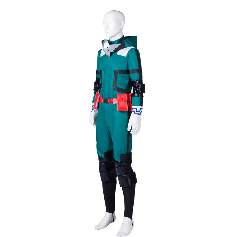 Image 4 - My Hero Academia Boku no Hero Academia Midoriya Izuku Deku Cosplay Costume Belt Accessory Men Women Jumpsuit Halloween Christmas-in Anime Costumes from Novelty & Special Use