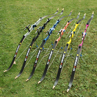 66 68 70 30lbs 34lbs 40lbs Takedown Recurve Bow Outdoor Sports Gym Archery Target Shooting Practice Hunting Bow Right Hand