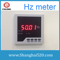 Free shipping !!! single phase digital frequency meter Hz meter in stocks