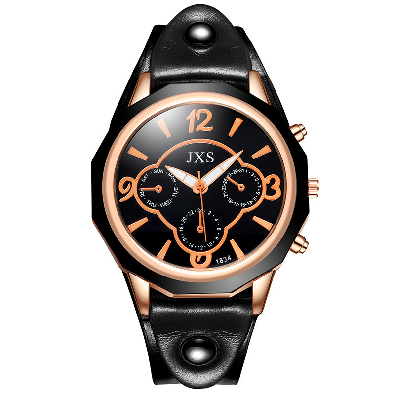 Lady's Wacth Women's Watches Fashion Leather Wrist Watch Women Watches Ladies Watch Clock Mujer Bayan Kol Saati Montre Feminino