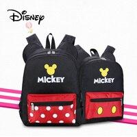 New Disney Plush Backpacks Mickey Mouse Bag For Girls Backpack Kids Children Minnie School Bags Lovely Satchel School Knapsack