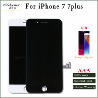 Mobymax Factory Promotion LCD Touch Screen For IPhone 7 7p Display Digitizer Assembly Replacement 100 No