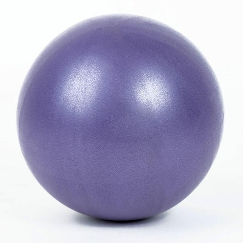 25CM Mini Yoga Balance Ball Physical Fitness ball for fitness Appliance Exercise balance Ball home trainer GYM YoGa Pilates P15