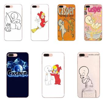 Casper & Friends For Huawei P7 P8 P9 P10 P20 P30 Lite Mini Plus Pro 2017 2018 2019 TPU Print Case image