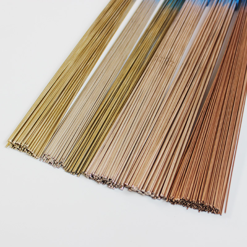 2% 5% 10% Silver Copper Phosphorus Brazing Rods bar mig tig welding wire solder soldering rods stick sheet metal steel alloy