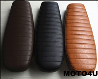 MOTO4U HUMP MASH CAFE RACER SEAT RETRO LOCOMOTIVE CUSHION SIMA MOTOCYCLE SADDLE