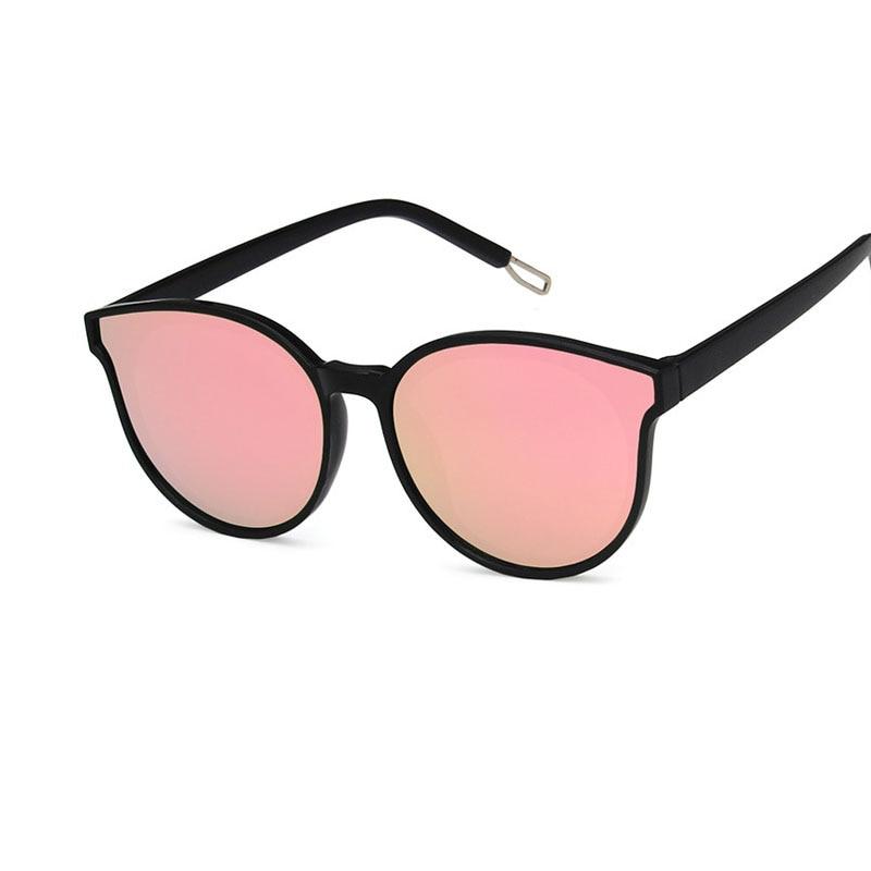 2019 New Fashion Men Polarized cat eye Sunglasses Women Round Frame Brand Design Driving Sun Glasses UV400 in Women 39 s Sunglasses from Apparel Accessories