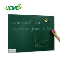 Magnet Chalk Board Sheets 80 X 50 Cm With Self Adhesive Chalkboard Can Hold Magnets For