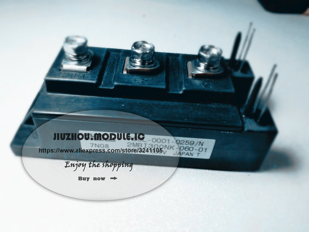 2MBI300NK-060-01 2MBI300NK 060 01 A50L-0001-0259/N new