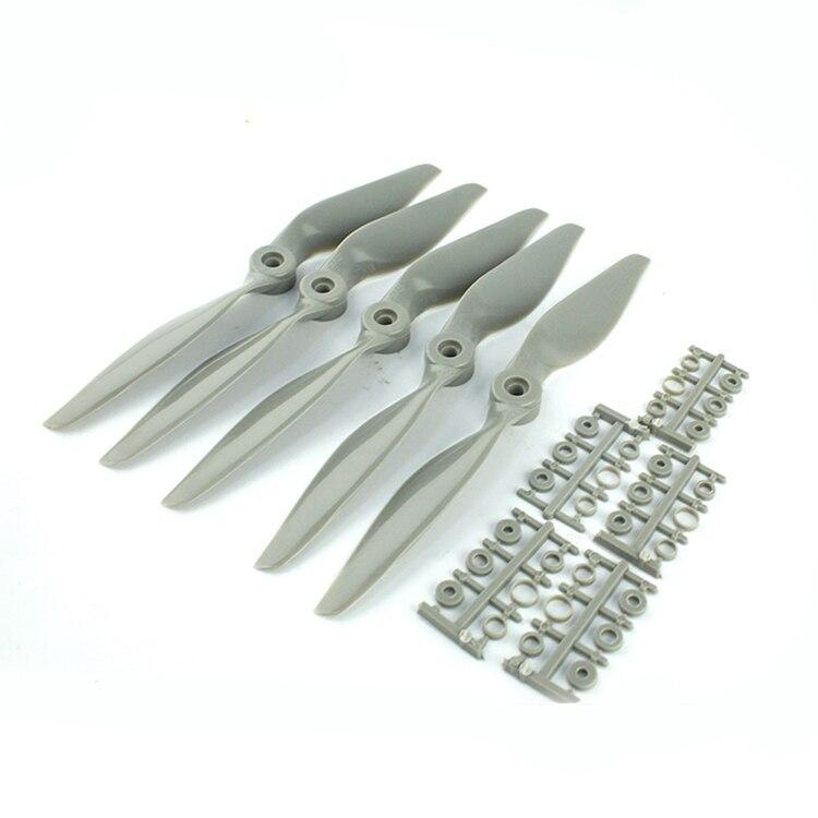 En gros! 10 pcs/lot Apc hélice couteau cheval paddle (14X7 13X6.5 12X6 11X5.5 10X7 8X6 8X4 7X5 6X4 pour choisir) (lot de 10)