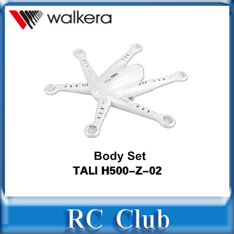 Walkera TALI H500 Hexacopter Spare Parts Body Set TALI H500 Z 02 for Tali H500 GPS