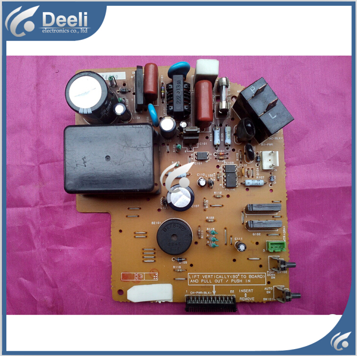 95% new good working for air conditioning motherboard control board A741057 board sale 95% new good working for panasonic air conditioning motherboard a745886 control board on sale