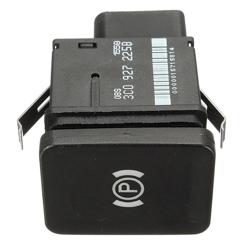 Car OEM EPB Handbrake Button Switch 3C0927225B For VW PASSAT B6 C6 3C2 3C5 Auto Replacement Parts Handbrake Switch