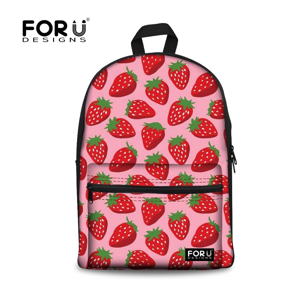 Aliexpress.com : Buy Butterfly Pink Strawberry Printing Women ...