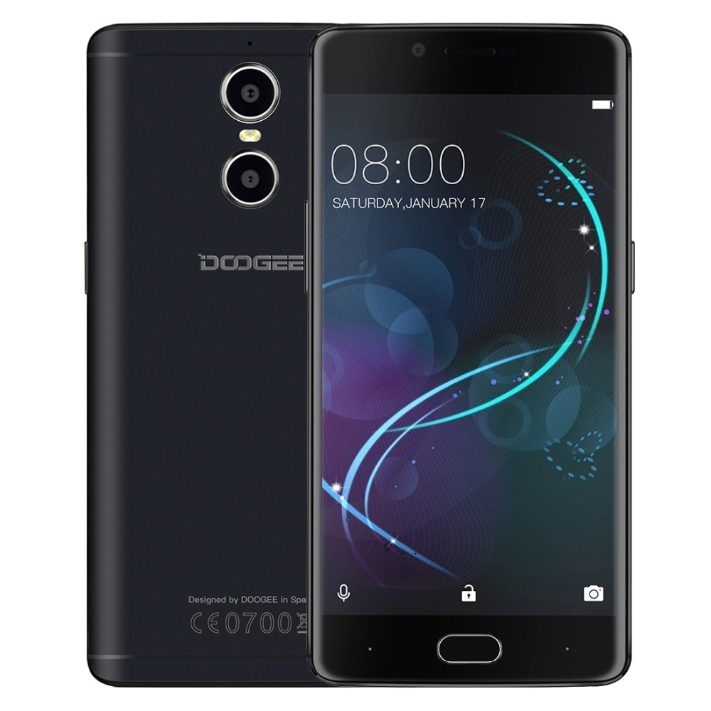 Original Doogee Shoot 1 Smartphone Android 6 0 MTK6737T Quad Core Mobile Phone 2GB RAM 16GB