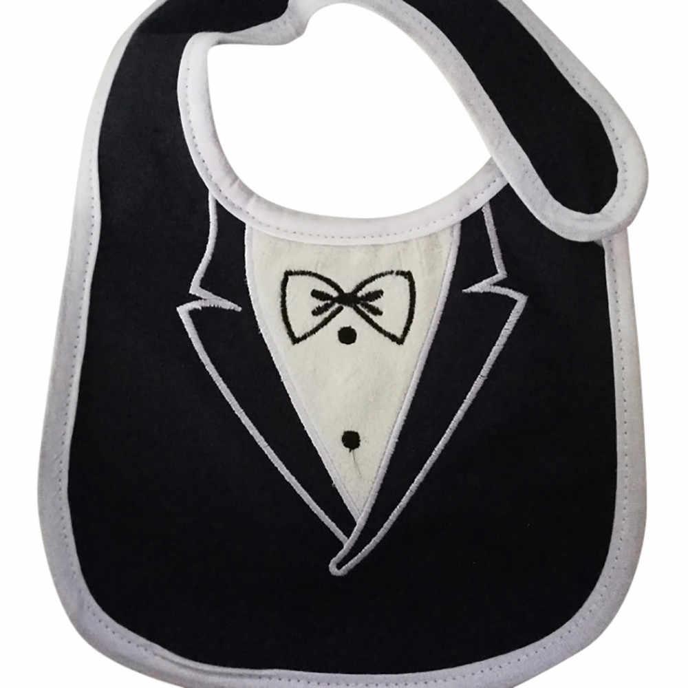 תינוק ליקוק 2019 קיץ חדש כותנה עמיד למים ליקוק רוק מגבת האופנה מגבת רוק ילדים אכילת סינר # YL1