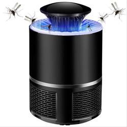 Eletrônica à prova dwaterproof água mosquito assassino armadilha elétrica uv lâmpada luz da noite fly bug armadilha lâmpadas matando mosquito zapper luz de pragas