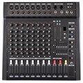 2016 New USB echo sound effects DJ mixer stage Home karaoke OK audio mixer 48V phantom power