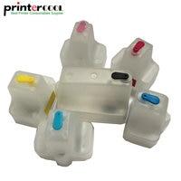 Einkshop 02 Compatibel Navulbare Inkt Cartridge voor hp 02 Photosmart C6180 D7360 8250 3110 3210 D6160 D7160 D7260 C5180 D7460