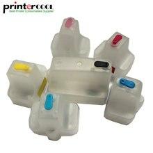 einkshop 02 Compatible Refillable Ink Cartridge for hp Photosmart C6180 D7360 8250 3110 3210 D6160 D7160 D7260 C5180 D7460
