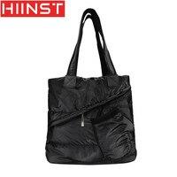 HIINST Handbags Women Bag Cell Phone Pocket Autumn And Winter Space Jacket Down Korean Version Of