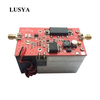 Lusya 433 DMR RF Power Verstärker Bord 13 W UHF Verstärker Frequenz 350-480 MHZ T0615