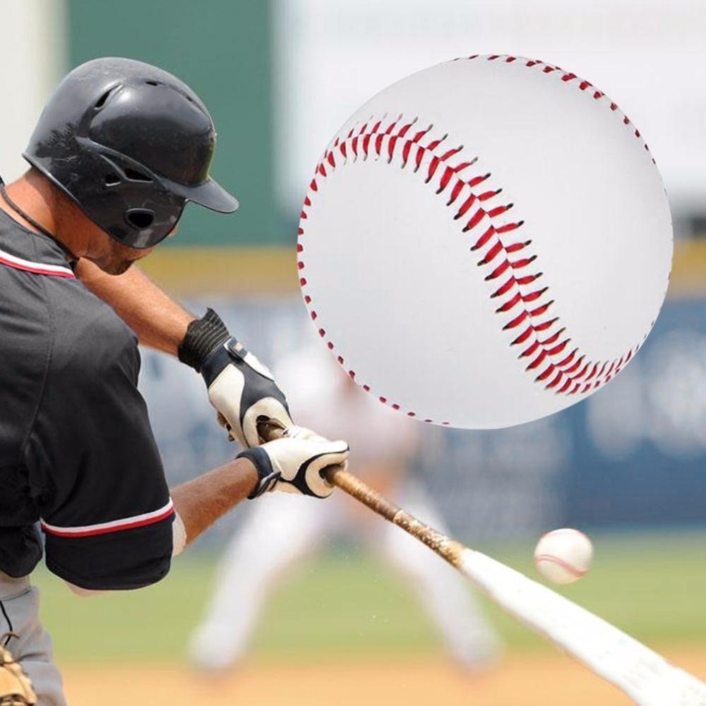 Universal 9# Handmade Baseballs PVC&PU Upper Hard&Soft Baseball Balls Softball Ball Training Exercise Baseball Balls Hot Sales