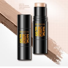 BIOAQUA BB Cream Stick Makeup Concealer Moisturizing Brighten Light Skin Care Foundation Long Lasting Make Up