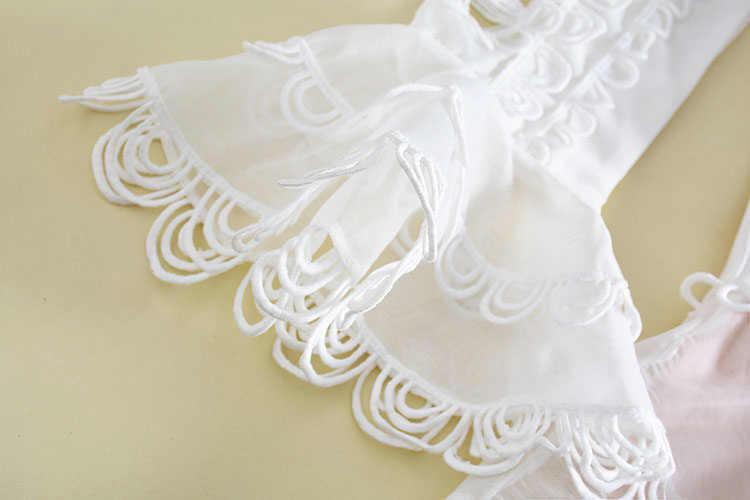 Высокая мода взлетно-посадочной полосы крючком белый сексуальные платья день рождения квадратным воротником Длинные рукава Fit и расклешенное платье мини-платье сексуальная клубная одежда