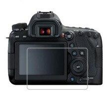 מזג זכוכית מגן עבור Canon EOS 6D Mark II Mark2 MK2 Markii 6D2 6DII מצלמה LCD מסך מגן סרט כיסוי הגנה