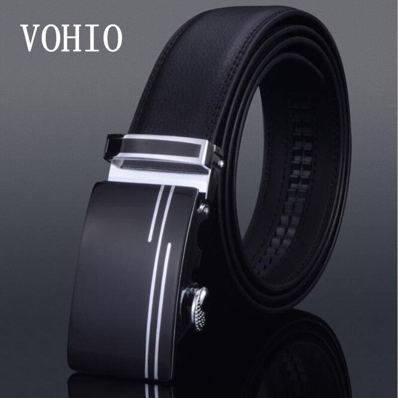 Fashion leather belt for mens