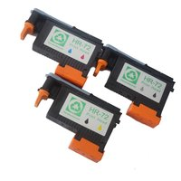 Refurbished Printheads For HP 72 3 Pack Used In C9380A C9383A C9384A For HP T1100 T795