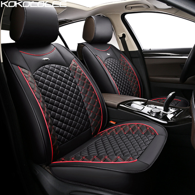 Kokololee Special Leather Car Seat Covers For Lexus All Models GX470 GX400 EX IS LS RX