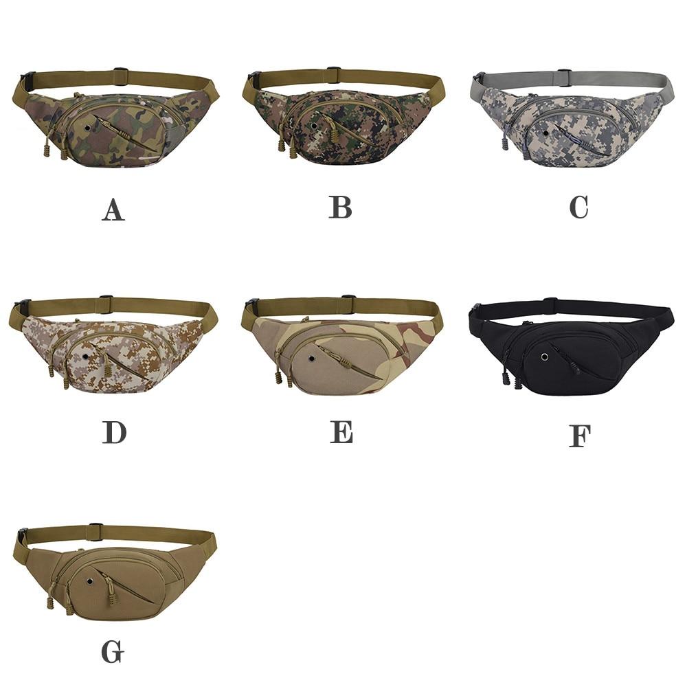Unisex Sacchetto Della Vita di Modo Casual Multifunzione Crossbody Camouflage All'aperto bolsa cintura feminina marsupio uomo cintura sacchetto di corsa del sacchetto